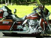 2011 Harley Davidson Electra Glide Ultra Limited, 2941