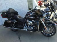 2011 Harley-Davidson Electra Glide Ultra Limited PRICED