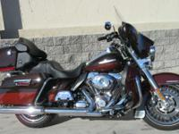 2011 Harley-Davidson Electra Glide Ultra Limited Check