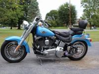 2011 Harley Davidson Fat Boy. Garage Kept. Excellent