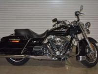 2011 Harley-Davidson FLHR Road King THIS IS A CLEAN