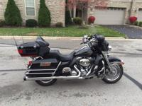 Chrome forks,GPS, surround sound ,cruise control , new
