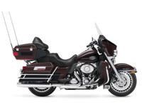 ULTRA The 2011 Harley-Davidson Touring Ultra Classic