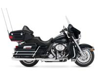 A touring classic The 2011 Harley-Davidson Touring