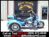 Stock #:851636 Year:2011 Model:FLHTCUTG Name:Tri Glide?