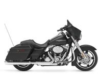 103 Powerpack!! The 2011 Harley-Davidson Touring Street