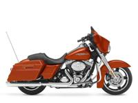 NEW 2011 STREET GLIDE The 2011 Harley-Davidson Touring