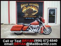 Stock #:606570 Year:2011 Model:FLHX Name:Softail Street