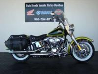 CUSTOM COLOR The 2011 Harley-Davidson Heritage Softail