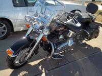 2011 Harley-Davidson FLSTC Heritage Softail Classic .