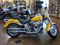 CHROME WHEELS The 2011 Harley-Davidson Softail Fat Boy