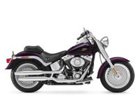 Softail Fat Boy FLSTF The 2011 Harley-Davidson Softail
