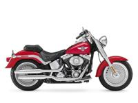 JUST IN!! The 2011 Harley-Davidson Softail Fat Boy