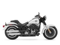 2011 FLSTFB The 2011 Harley-Davidson Softail Fat Boy Lo
