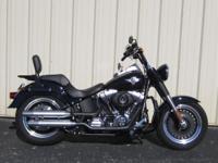 2011 Harley-Davidson FLSTFB Softail Fat Boy Lo BARS