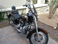 2011 HD CVO Convertible Softail with a 110