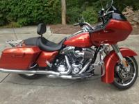 2011 Harley Davidson FLTR Road Glide in Seymour TN. The