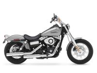 TOUGH LOOKING The Harley-Davidson Dyna Street Bob FXDB