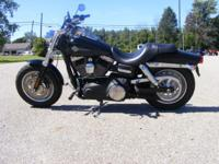 This 2011 Harley-Davidson FXDF Fat Bob is a really