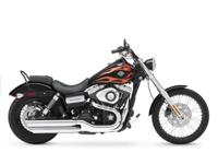 JUST IN The 2011 Harley-Davidson Dyna Wide Glide FXDWG