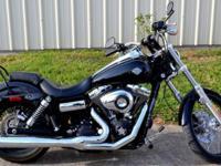 2011 Harley-Davidson FXDWG - DYNA WIDE GLIDE -