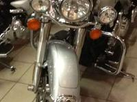 2011 Harley-Davidson Road King Classic MAG WHEELS TRUE