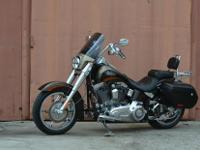 2011 HARLEY DAVIDSON CVO SOFTAIL SCREAMIN EAGLE