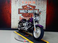 Take a seat on this Harley and get the experience of