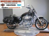 2011 Harley-Davidson Sportster 883 SuperLow Photo's