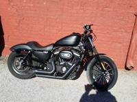 HARLEY DAVIDSON SPORTSTER 883 IRON 2011 LOW MILES 1989