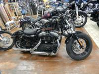 2011 Harley-Davidson Sportster Forty-Eight SCREAMIN'