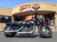 2011 Harley-Davidson Sportster Forty-Eight Under 1000