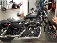From the genuine Harley 883 cc engine to the chopped