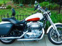 2011 Harley Davidson 883 Super Low For Sale. only 2,690