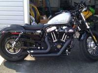 2011 Harley Davidson XL 1200X Forty Eight Listing my