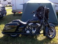 I have a 2011 harley davidson street glide with the 103