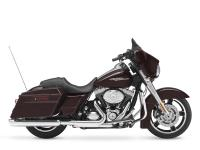 Bikes Touring. Also new for the Harley Street Glide is