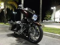 the 2011 Harley-Davidson Touring Street Glide FLHX is