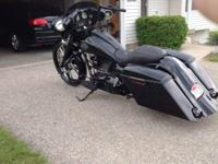 I am selling my 2011 Harley Davidson stretched street