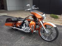 Not just another CVO.    Incredibly detailed 2011