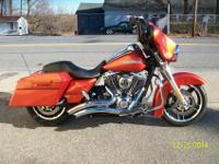 Up for sale is an absolutely stunning 2011 Harley