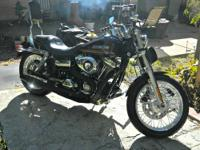 UP FOR SALE IS MY 2011 SUPER GLIDE CUSTOM . BIKE ONLY