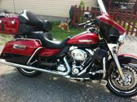 2011 Harley-Davidson Touring Excellent shape, full