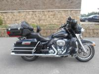 2011 Harley-Davidson FLHTCU Ultra Classic Electra