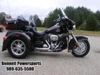 For Sale 2011 Harley Davidson Tri Glide, this bike is a