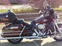 2011 Harley-Davidson Ultra Classic Electra Glide What a