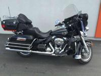 2011 Harley-Davidson Ultra Classic Electra Glide This