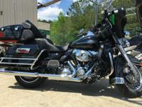The Harley Ultra Classic Electra Glide offers two types