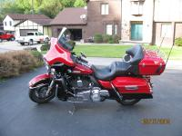 You would love cruising around on this 2011 Harley