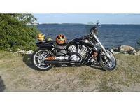 2nd owner of a beautiful 2011 Harley-Davidson V-Rod